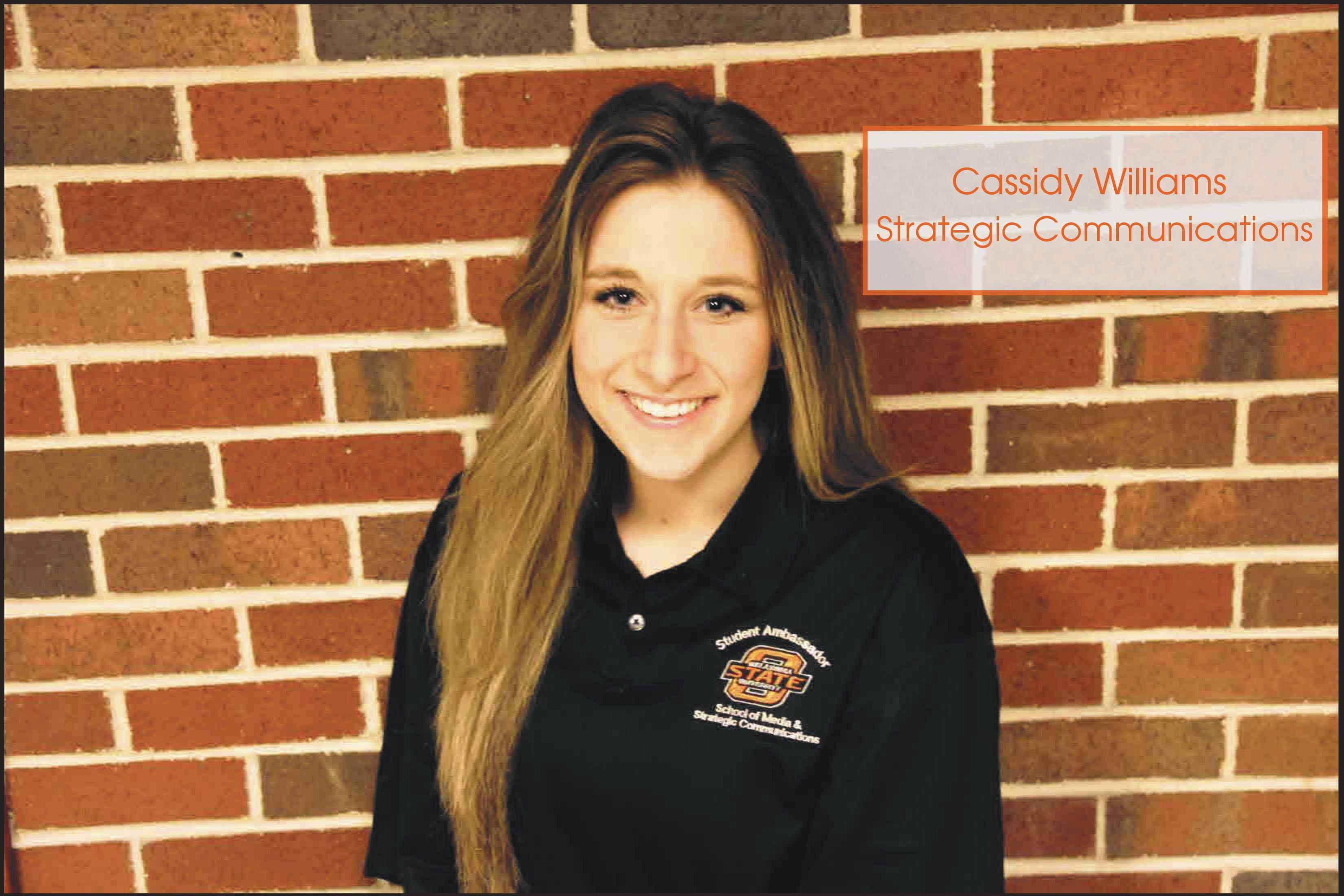 Cassidy Williams Strategic Communications Oklahoma